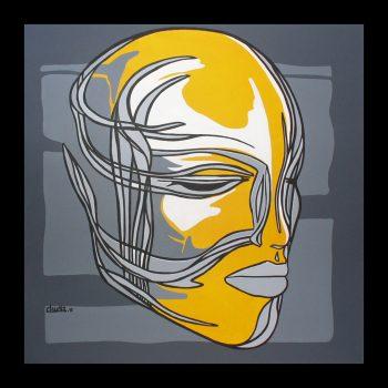 AZIM (1mx1m-acrylique sur toile)